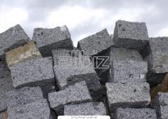 Блоки из гранита