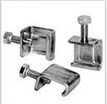 Clip flange for air ducts