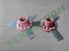 Муфта гранулятора ОГМ - Запасные части для