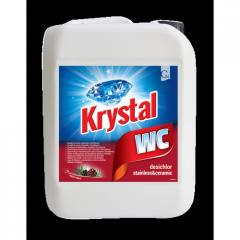 Krystal WC щелочной для нержавеющей стали и...