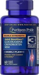 Puritans Pride Glucosamine Chondroitin MSM