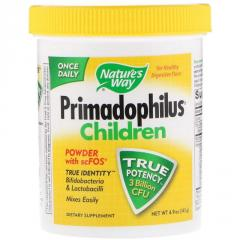 Пробиотики для Детей,  Primadophilus, ...