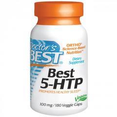 5-HTP (Гидрокситриптофан) 100мг,  Doctor's...