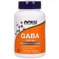 GABA (Гамма-Аминомасляная Кислота) 500мг, ...
