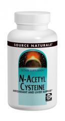 NAC (N-Ацетил-L-Цистеин) 600мг,  Source...