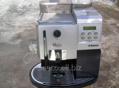 Automatic Saeco Royal Cappuccino coffee maker