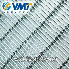 Netting woven stainless wire-conveyor TU