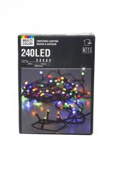 NY2-120209, Светодиодная гирлянда 240 LED, ,