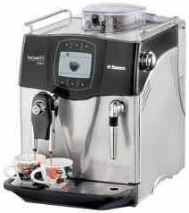 Saeco Incanto Sirius Inox Nero coffee grinder