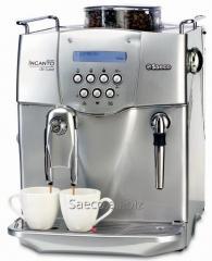 Saeco Incanto De Luxe coffee grinder
