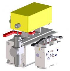 Festo's pneumatic actuator for gas DAPS SA