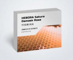 HEBORA Sakura Damask Rose (Хебора Сакура...