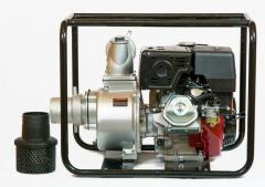 Мотопомпа бензиновая WEIMA WMQGZ100-30 (96...