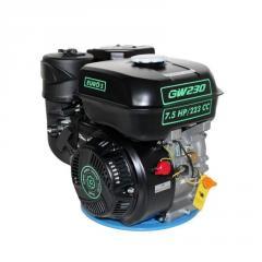 Двигатель бензиновый GrunWelt GW230-T/20 Евро 5