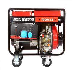 Генератор дизельный WEIMA WM7000CLE (7 кВт, ...