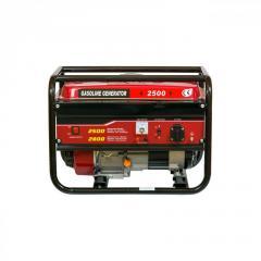 Генератор бензиновый WEIMA WM2500 (2, 5 кВт,...