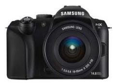 Фотокамера Samsung NX11 + объектив 18-55mm II