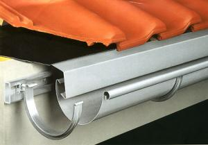 Drains are galvanized, systems water waste,