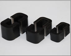 Magnetic conductor of ShL, ShLM, PL, PLM — a twisted tape magnetic conductor.