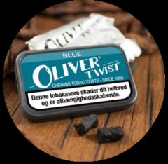 Жевательные пастилки Oliver Twist от курения -для