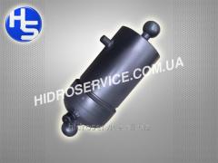 Гидроцилиндр подъема кузова ГАЗ 4-х штоковый