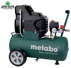 Компрессор поршневой Metabo Basic 250 - 24 W OF