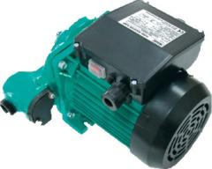 The pump for increase of pressure of WILO
