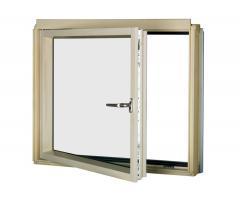 Мансардное окно FAKRO BDL P2 / BDR P2 карнизное