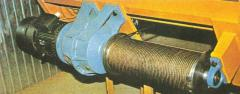 The equipment for production of concrete, the