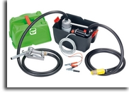 Portable set for the Fuel Transfer Box 3000 Basis