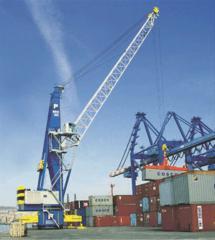 Mobile port cranes (MHC)
