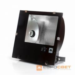 Корпус прожектора ЕВРОСВЕТ F-1000 черный