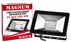 Прожектор светодиодный Magnum FL ECO LED 30Вт 6500К IP65 (90008793)