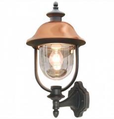 Настенный уличный светильник Ultralight QMT 1036 Verona II