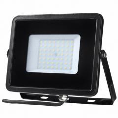 Прожектор светодиодный Delux FMI 10 LED 50Вт 6500K IP65 (90008738)