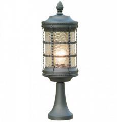 Уличный столбик низкий Ultralight QMT 1634 Lettera