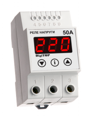 Реле контроля напряжения DigiTop VP-50A