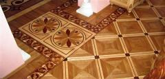 Parquet type-setting the price to buy
