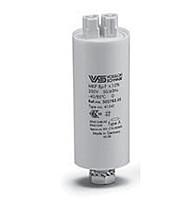 Конденсатор 100mkFx280V 506363.01 VS