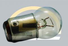 Лампа накаливания самолетная СМ 28-5 B15d
