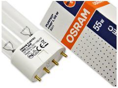 Лампа бактерицидная Osram HNS L 55W 2G11
