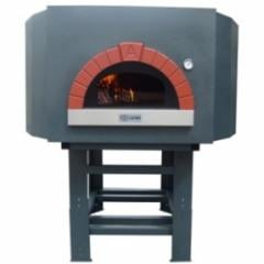Furnaces for pizza wood, the wood furnace for