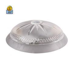 Светильник потолочный ERKA 1149D LED-S 24W 4200 К прозрачный/серебро с датчиком движения