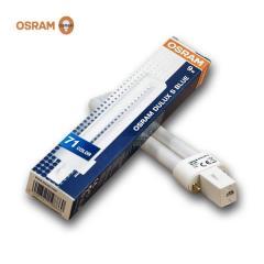 Лампа для лечения желтухи Osram DULUX S BLUE 9W/71 G23