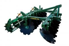 Disk harrow it is GIVEN