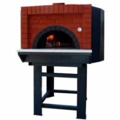 The wood furnace for Design D100C ASTERM pizza