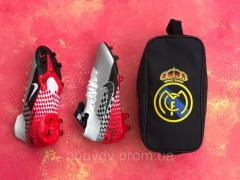 Сумка Спортивная для обуви FC Real/сумка для...