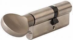 Профильный цилиндр с воротком 50*45