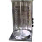 The device for preparation of shawarma mechanical