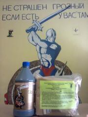 The anticorrosive mixture - the TAMAK-1 Rust